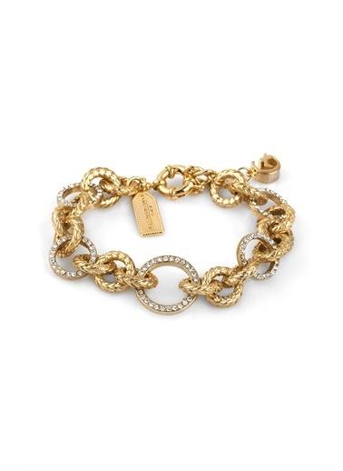 Alberto Guardiani Alberto Guardiani Ag10379Blk Jewelery Bileklik Altın